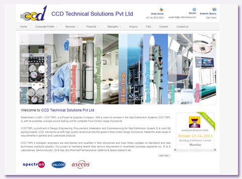 CCD Technical Solutions Pvt Ltd