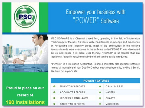 PSC Software